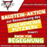 Benefizkonzert für die Erweiterung des Jugendheims des CVJM Oberwiehl
